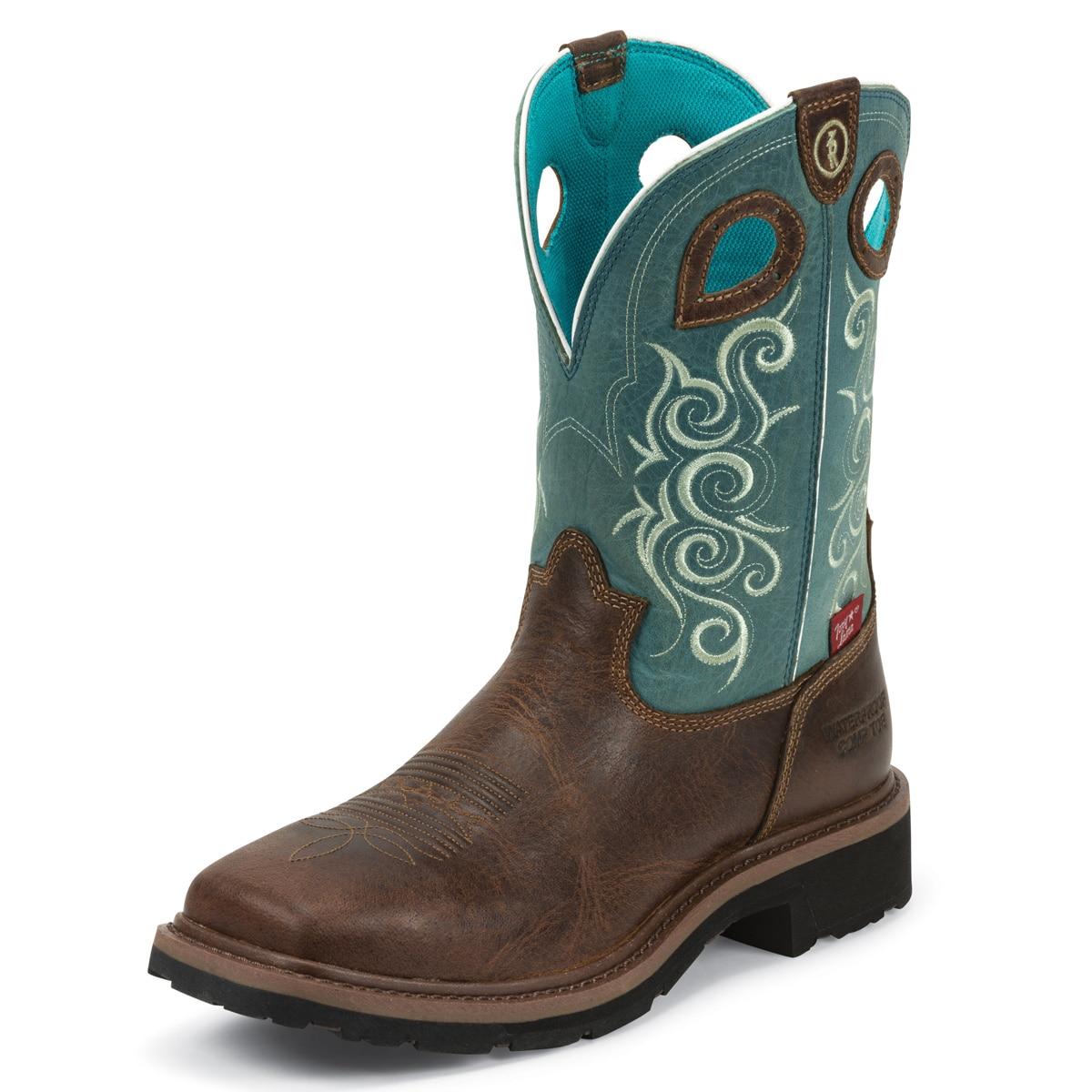Tony Lama Women's Gladewater Boot - Waterproof
