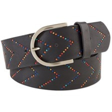 The Tailored Sportsman Like a Rainbow Leather Belt