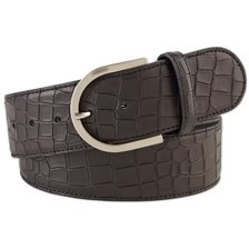 The Tailored Sportsman Cracked Up Leather Belt