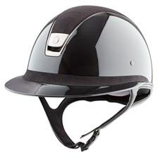 Samshield Miss Shield Glossy Top Alcantara Helmet