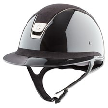 Samshield Miss Shield Glossy Top Alcantara Helmet