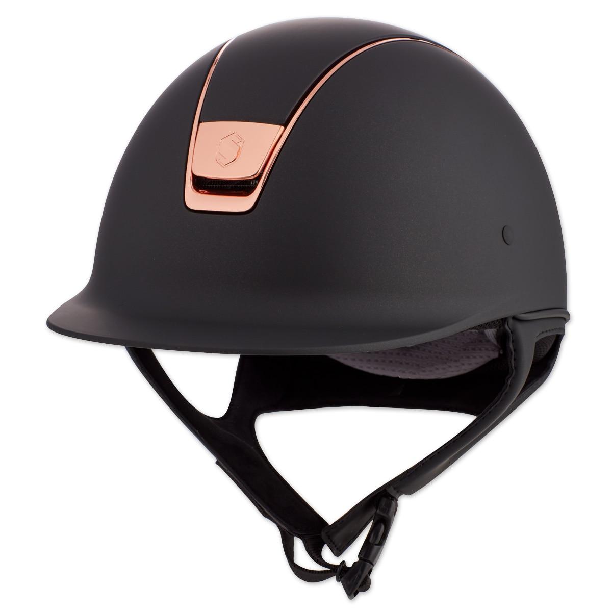 Samshield Shadowmatt Rose Gold Helmet