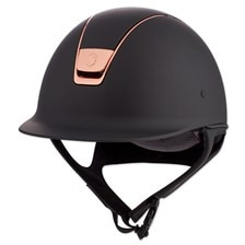 Samshield Shadowmatt Rose Gold Helmet