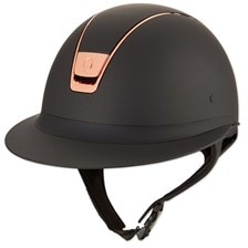 Samshield Miss Shield Shadow Matt Rose Gold Helmet