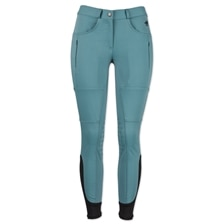 Piper Summer Riding Breeches by SmartPak - Knee Patch