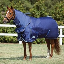 WeatherBeeta ComFiTec Ultra Tough Detach-A-Neck Turnout Blanket