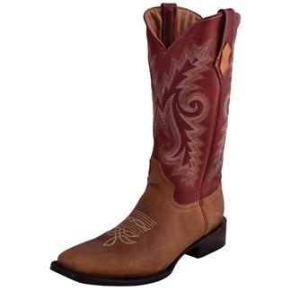Ferrini Men's Roughrider Boots