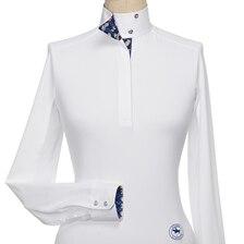 Essex Classics Papillon Talent Yarn Longsleeve Show Shirt
