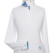 Essex Classics Papillon Girls Talent Yarn Longsleeve Show Shirt