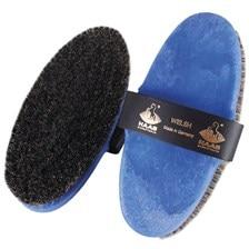 Haas Margraf Root Brush Long Bristles Blue