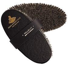 Haas Medium Stiffness Thoroughbred Brush