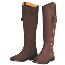 Moretta Florenza Tall Suede Boots