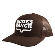 Kimes Ranch Stacked Trucker Hat