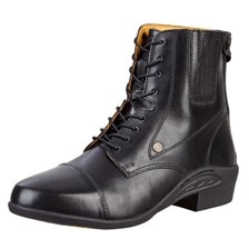 Suedwind Ultima RS Back Zip Lace Paddock Boot