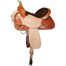 High Horse Proven Liberty Barrel Saddle