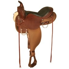 High Horse El Campo Cordura Gaited Trail Saddle