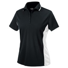 Women's Color Blocked Wicking Polo