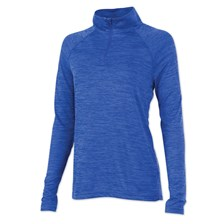Women's Space Dye Performance Pullover