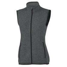 Women's Pacific Heathered Fleece Vest