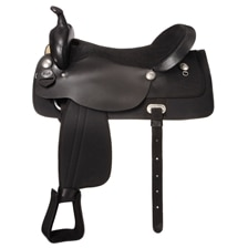 King Series Krypton Western Saddle