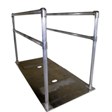 Theraplate K21 Portable Side Rails