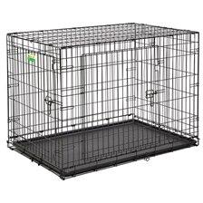 Contour Double Door Dog Crate