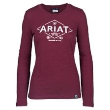 Ariat Tile Logo Tee