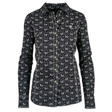 Ariat Horse and Heart Button Down Shirt