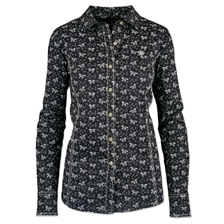Ariat Horse and Heart Button Down Shirt