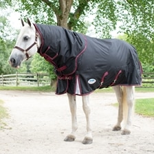 WeatherBeeta ComFiTec Ultra Cozi Detach-A-Neck w/ FREE Fleece Cooler made Exclusively for SmartPak