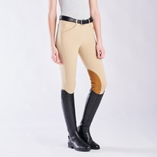 Piper Classic Show Mid-rise Breeches by SmartPak - Knee Patch