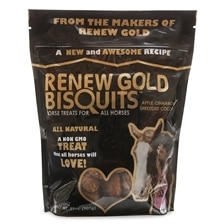 Renew Gold Bisquits™ Horse Treats