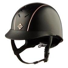 Charles Owen AyrBrush Pinstripe Helmet