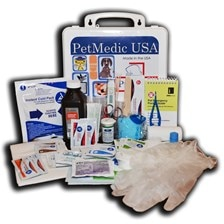 Basic Companion Animal First Aid Kit