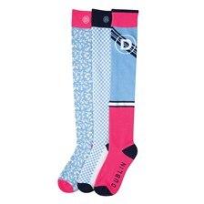 Dublin Marianne Country 3-Pack Socks