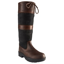 Ada Tall Country Leather Boot by SmartPak