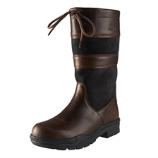 Ada Mid Country Leather Boot by SmartPak