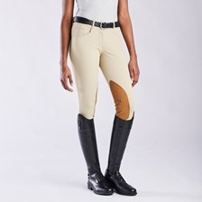 Hadley Show Mid-rise Breeches by SmartPak - Knee Patch
