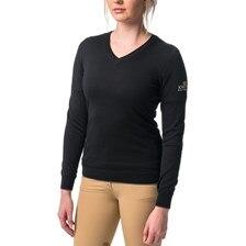 Kastel Merino Wool V-Neck Sweater