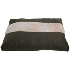 Aspen Pet® Quilted Gusseted Pillow Bed