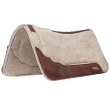 Weaver Synergy™ Contoured Wool Blend Felt Performance Saddle Pad