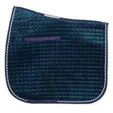 SmartPak Velvet Dressage Saddle Pad