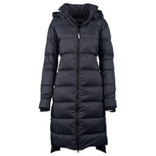 Asmar Everest Long Down Jacket - with FREE Asmar Josa Cashmere Toque