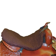 Fleece Western Seat Saver