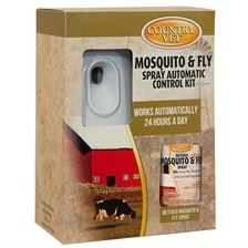 Country Vet Equine Mosquito/Flying Insect Automatic Control Kit