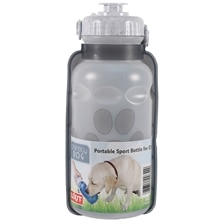 Thirsty Dog Portable Sport Water Bottle/Bowl