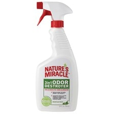 Nature's Miracle 3in1 Odor Destroyer Spray