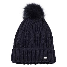 Pikeur Cable Knit Winter Pom Hat