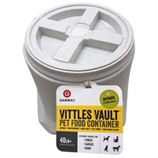 Vittle Vault Outback Stackable Container - 40lb +