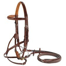 Vespucci Fancy Raised Figure-8 Bridle